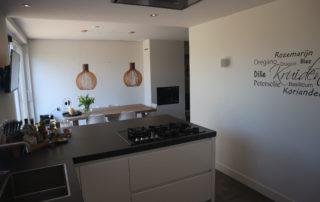 renovatie van keukens